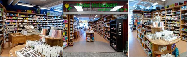 Butikken Holte helsekost